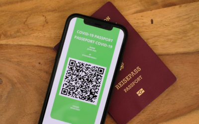 Vaccine passport apps on the rise