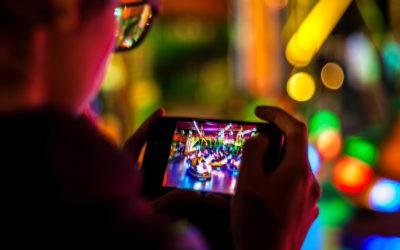 1.4 billion dollars of user spending in June 2021 for mobile games